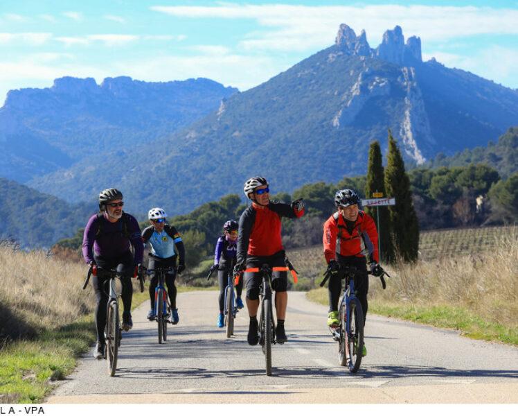 Stages d'initiation à l'itinérance en vélo gravel